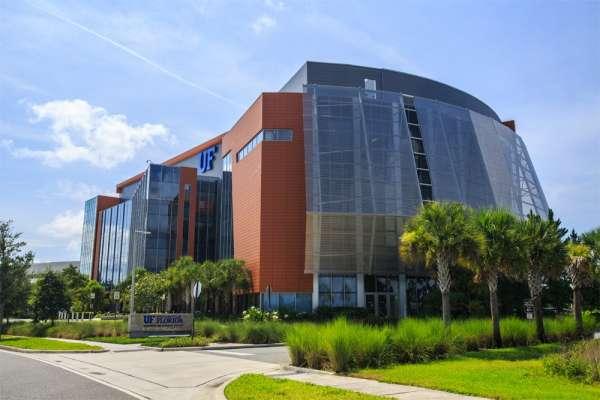 Lake Nona building in Orlando
